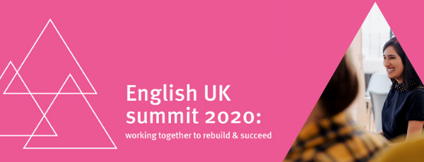 English UK Summit banner