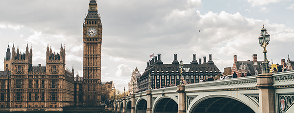 Big Ben and parliament 600x230
