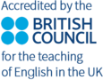 accredited by the british council full