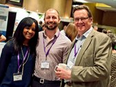 English_UK_Annual_Conference__AGM_2015_24_Natasha_Turner_and_Will_Finlayson_of_Summer_Boarding_Schools_Richard_Simpson_of_Sheffield_ELTC