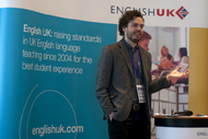 English_UK_Management_Conference_2016_01_Andy_Harrison_Trinity_welcome