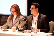 09_English_UK_Annual_Conference_Francine_Mendoca_and_Raymond_Lee