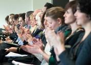 Delegates_applause
